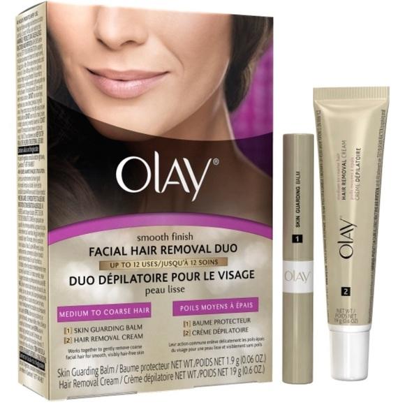 Olay Other Facial Hair Removal Duo Medium To Coarse Hair Poshmark